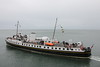 MV Balmoral at Llandudno - 2 July 2015 : On 2 July 2015, the MV Balmoral made the first call to Llandudno Pier (of any ship) since 2006. Since then the pier has changed owners and the landing stage has been rebuilt. The MV Balmoral after having been out of service for two years is now in new ownership and has a comprehensive sailing programme, mainly in the Bristol Channel, in 2015.  Blog on trip on MV Balmoral White Funnel Web Site Wikipedia on MV Balmoral