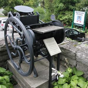 Mackenzie Printery and Newspaper Museum 19 September 2015