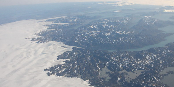 West side of Greenland