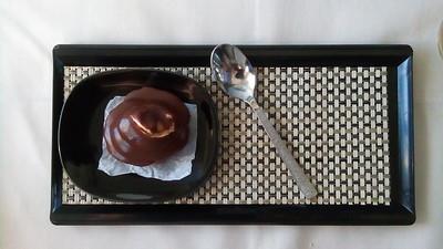 Dessert in Saga Class