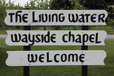 The Living Water Wayside Chapel 19 September 2015